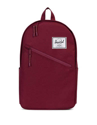 Herschel Supply Co Parker Slim Backpack-RED-One Size