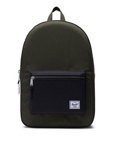 Herschel Supply Co Settlement Backpack-GREEN-One Size