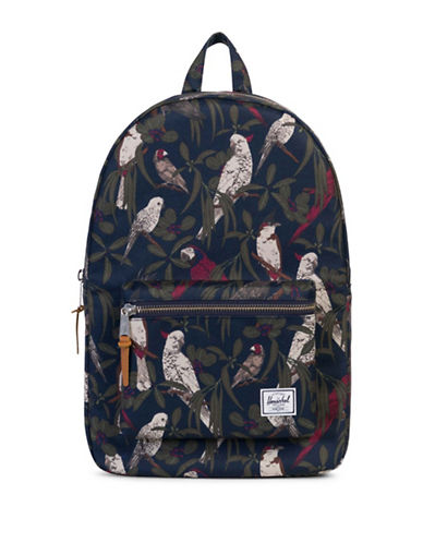 Herschel Supply Co Settlement Parlour Backpack-PEACOAT-One Size