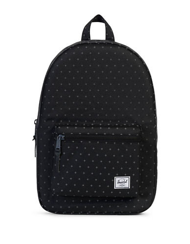 Herschel Supply Co Settlement Backpack-BLACK-One Size