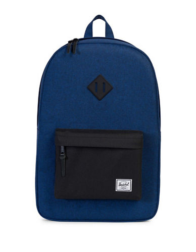 Herschel Supply Co Heritage Backpack-BLUE-One Size