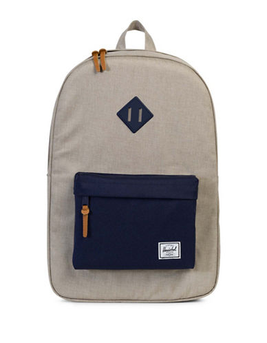 Herschel Supply Co Heritage Backpack-BEIGE-One Size
