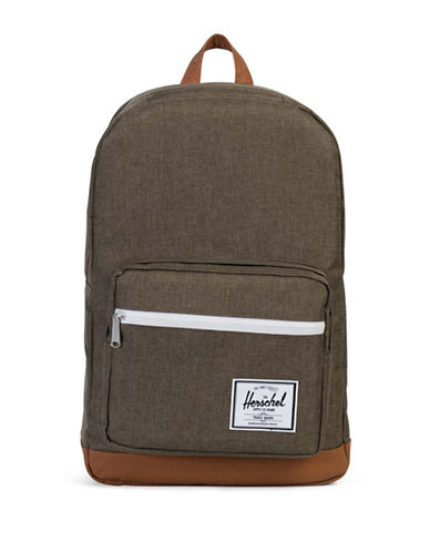 Herschel Supply Co Pop Quiz Backpack-GREEN-One Size