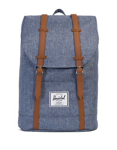 Herschel Supply Co Retreat Backpack-BLUE-One Size