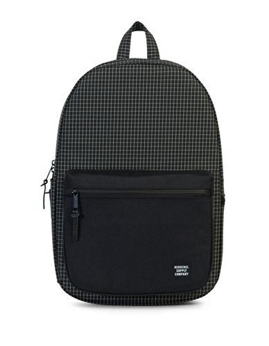Herschel Supply Co Harrison Backpack-BLACK-One Size