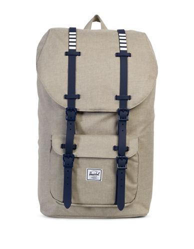 Herschel Supply Co Little America Backpack-BEIGE-One Size