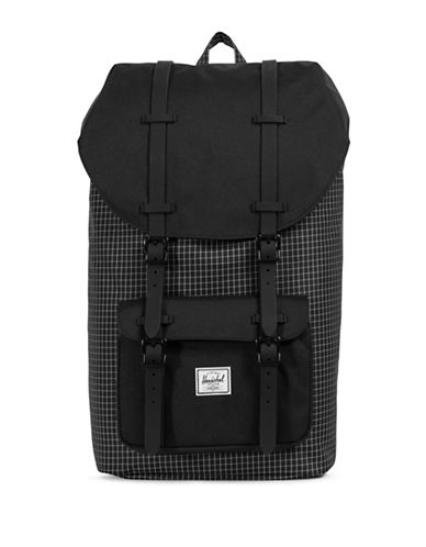 Herschel Supply Co Little America Backpack-BLACK-One Size