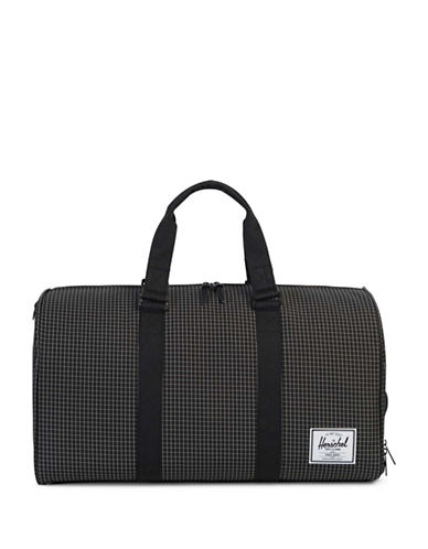 Herschel Supply Co Novel Weekender Duffle-BLACK-One Size