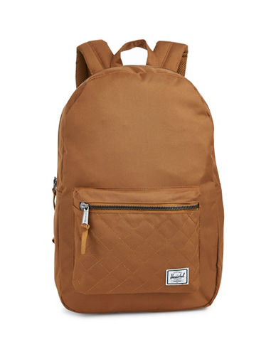 Herschel Supply Co Settlement Backpack-BEIGE-One Size