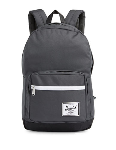 Herschel Supply Co Pop Quiz Backpack-GREY-One Size