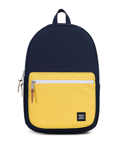 Herschel Supply Co Harrison Backpack-BLUE-One Size