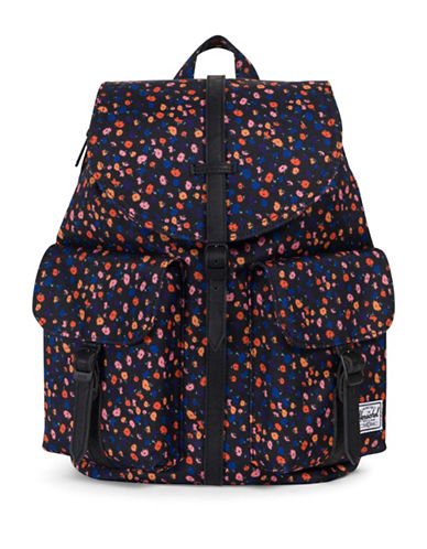 Herschel Supply Co Dawson X-Small Ditsy Backpack-MULTI-One Size