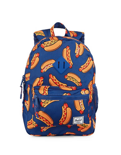 Herschel Supply Co Heritage Youth Hotdog Backpack-MULTI-One Size