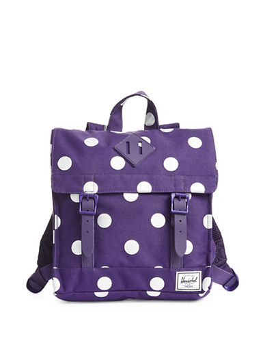 Herschel Supply Co Polka Dots Backpack-MULTI-One Size