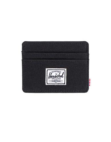 Herschel Supply Co Charlie Wallet-BLACK-One Size