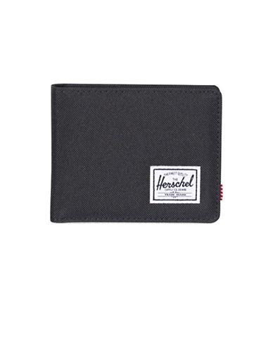 Herschel Supply Co Roy Bi-Fold Wallet-BLACK-One Size