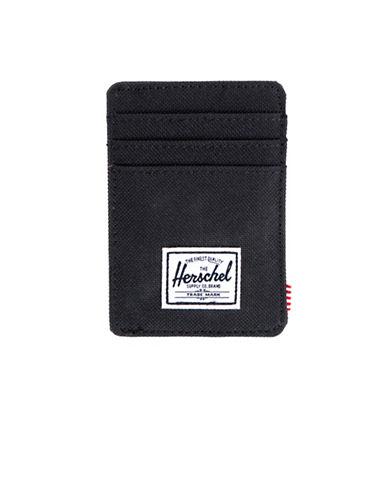 Herschel Supply Co Raven Wallet-BLACK-One Size