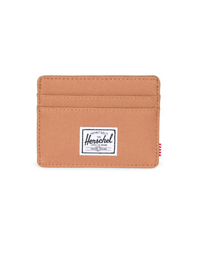 Herschel Supply Co Charlie Card Holder Wallet-BEIGE-One Size