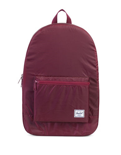 Herschel Supply Co Packable Daypack-RED-One Size