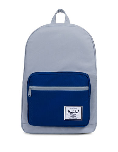 Herschel Supply Co Pop Quiz Backpack-LIGHT BLUE-One Size