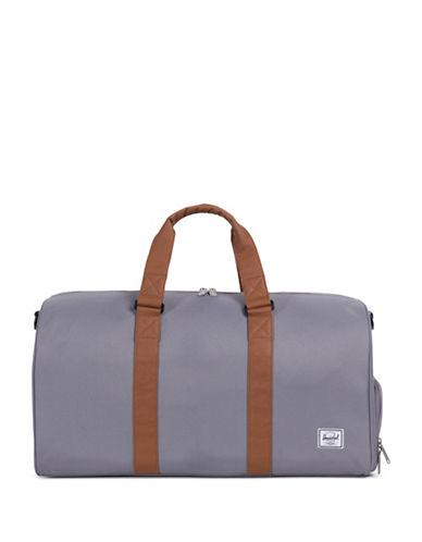 Herschel Supply Co Novel Mid-Volume Duffel Bag-GREY-One Size