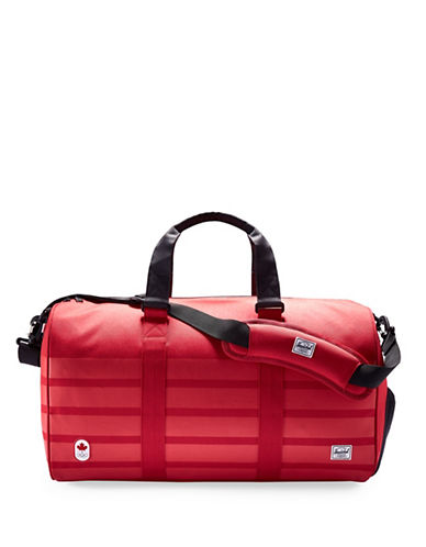 Canadian Olympic Team Collection X Herschel Supply Co. Novel Duffle Bag-RED-One Size