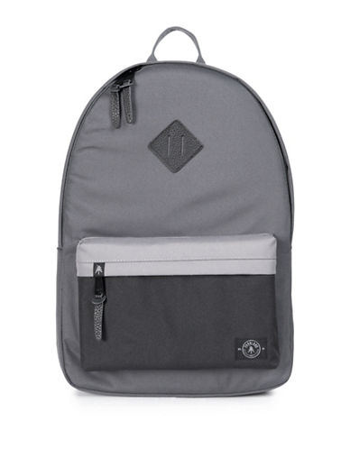 Parkland Tri-Tone Backpack-BLACK-One Size