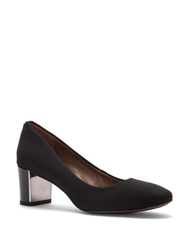 Donald J. Pliner Corin Pumps-BLACK-7.5