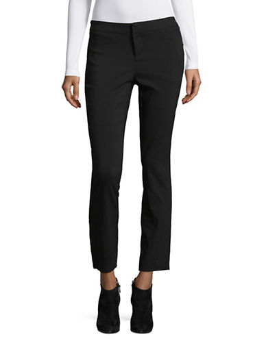 Lord & Taylor Petite Petite Kelly Ankle Pants-OXFORD-Petite 12
