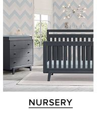 ... Grey Wood Crib And Changing Table And More Baby Furniture At Thebay.com.