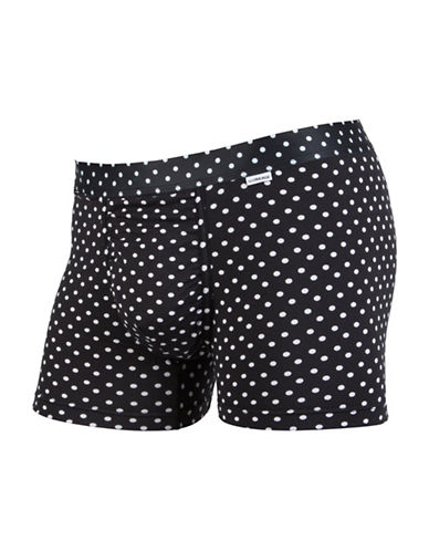 Mypakage Underwear Weekday Trunks-BLACK-Medium