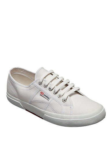 Superga Womens Cotu Classic Sneaker-WHITE-10.5