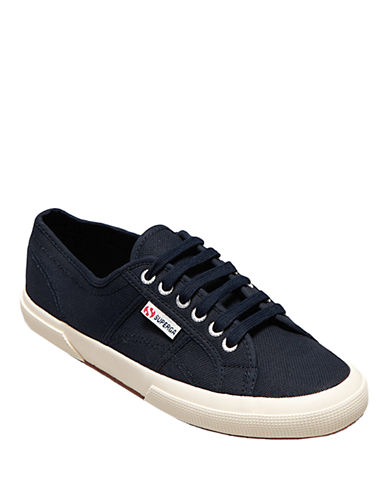 Superga Womens Cotu Classic Sneaker-NAVY-10