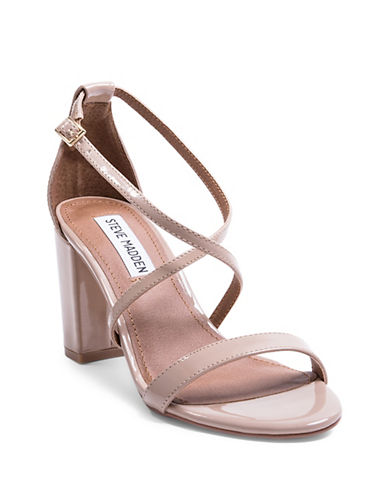 Steve Madden Diamond Dress Sandals-BEIGE-10