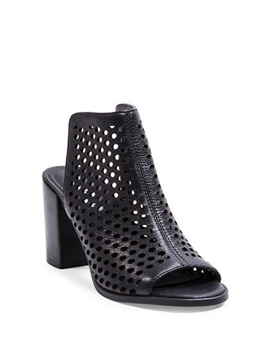 Steve Madden Nectar Leather Shooties-BLACK-7
