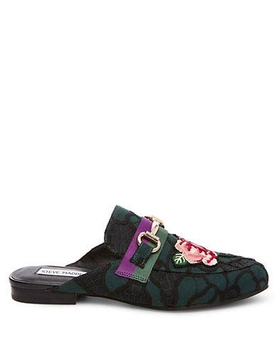 Steve Madden Kandi Loafer Slides-FLORAL-7