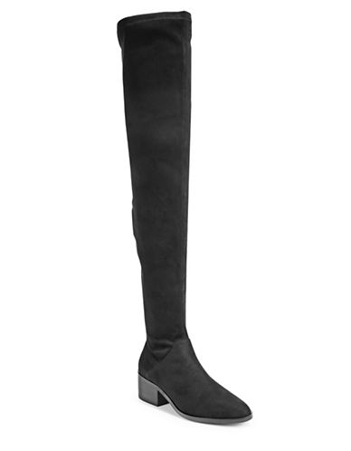 Steve Madden Gabriana Over-The-Knee Boots-BLACK-7.5