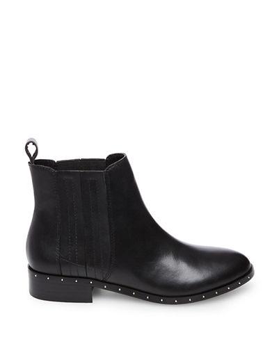Steve Madden Studded Chelsea Boots-BLACK-7.5