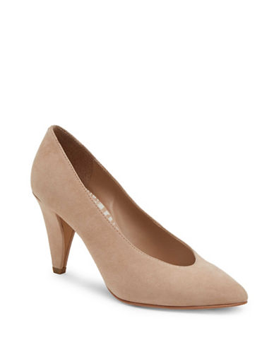 Dolce Vita Suede Pumps-BLUSH-7.5
