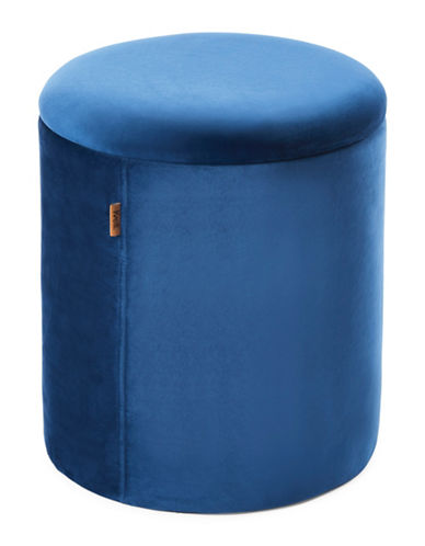 Kvell Boto Tall Storage Ottoman-LOYAL BLUE-One Size