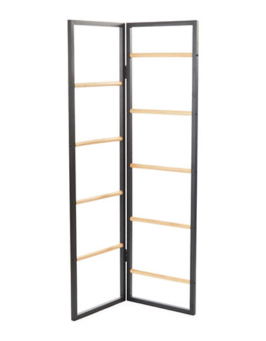 Kvell Versa Polished Ladder-BLACK-One Size