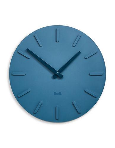 Kvell Pop Lightweight Clock-DARK BLUE-One Size