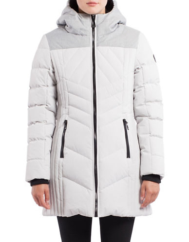 Noize Sage Down Quilted Insulated Jacket-GREY-Small 88379296_GREY_Small