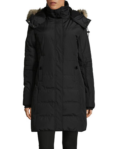 Noize Jenna Long Quilted Jacket-BLACK-Medium 89561422_BLACK_Medium