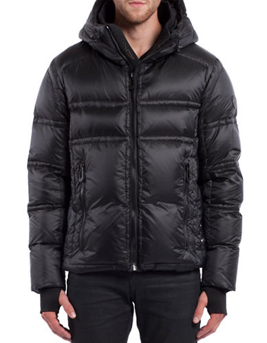 Noize Farber Short Down Jacket-BLACK-Medium 88699856_BLACK_Medium