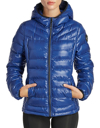 Noize Lightweight Quilted Jacket-ROYAL BLUE-Small