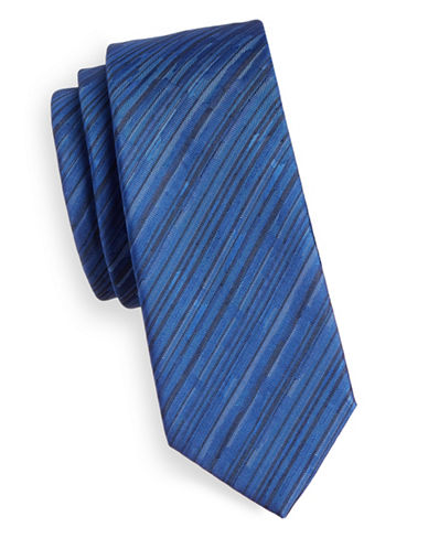 1670 Linear Tie-BLUE-One Size