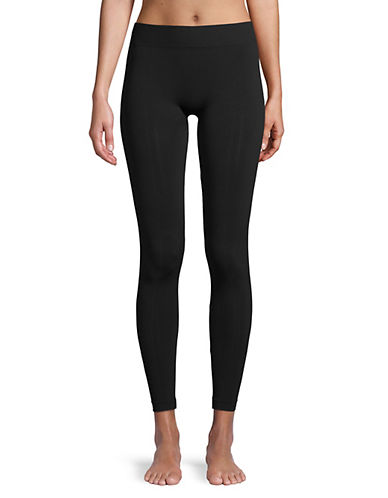 Filodoro Deluxe Leggings-BLACK-Small/Medium