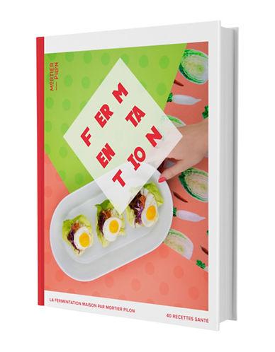 Mortier Pilon La Fermentation Maison Par Recipe Book-MULTI-One Size