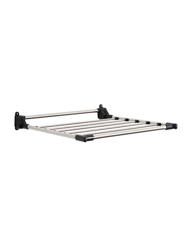 Greenway Home Products Stainless Steel Indoor Wall-Mount Drying Rack-STAINLESS STEEL-One Size